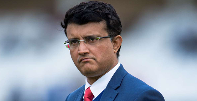 Ganguly Expresses His Unhappiness For Dhoni's Batting Order In Semi-final