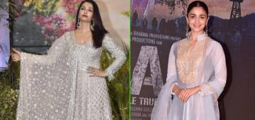 B-Town divas give great Anarkali outfit inspiration