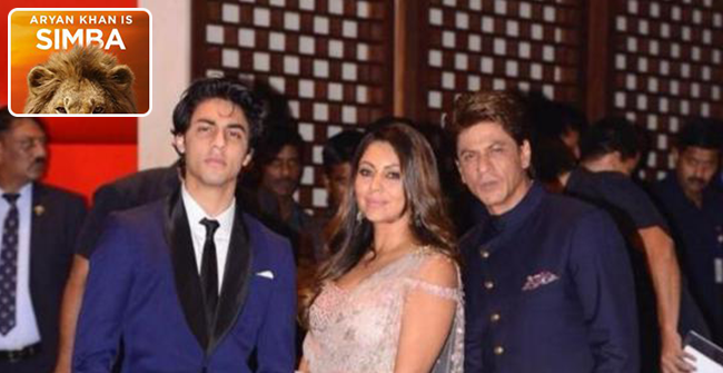 Gauri Khan is in awe with his son's voice as Simba in The Lion King