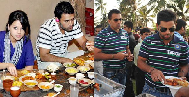 From Shane Warne to Rahul Dravid: Know about the favorite food items of your favorite Cricket stars