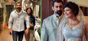 Nawab on his marriage: Pooja entered my life like sunshine and I wanted to spend my life with her