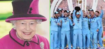 Queen Elizabeth Salutes England Team For Their World Cup Victory & Also Admire New Zealand