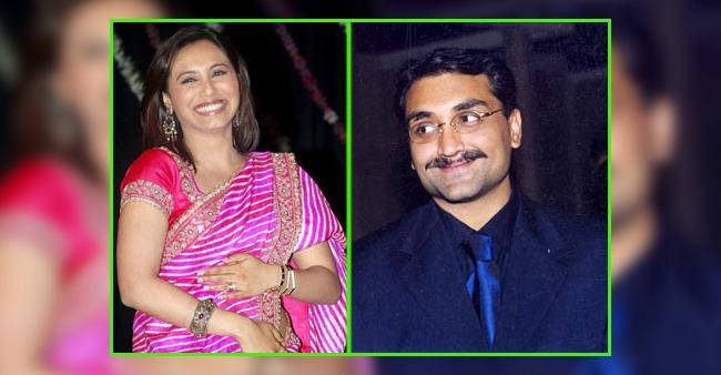 Image result for rani and aditya chopra