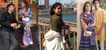 Sara and Ibrahim seen enjoying a play date in London; actress thinks of Kartik Aryan