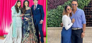 Sania Mirza's Sister, Anam dating Azharuddin's son Asad; beau call her better half