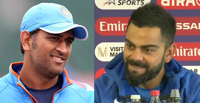 ICC World Cup: Indian Cricket Team Captain Virat Kohli's Response on Dhoni's Retirement