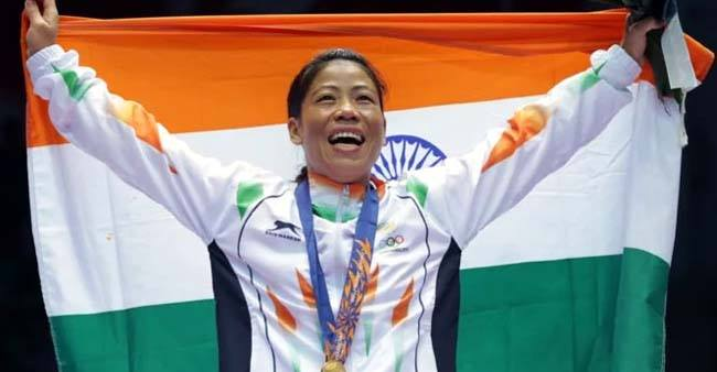 Mary Kom tops up her medal collection by winning President's Gold Cup