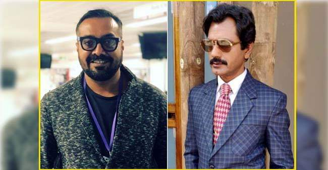 """Sacred Games 2 : Anurag Kashyap says, """"The pressure is huge, yet I am Happy""""."""