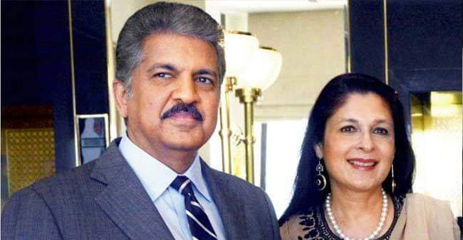 Mr Mahindra's wife Anuradha asks him to cook & gets a humorous reply