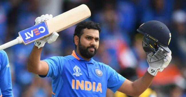 ICC WorldCup 2019: Hitman Rohit Sharma scores 5th century to create