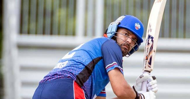 GT20 Canada 2019: Yuvi surprises Shadab Khan with a flat six en route to 21-ball 35