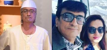 TMKOC Fame Amit Bhatt Aka Bapuji's Real-Life Pictures Goes Viral