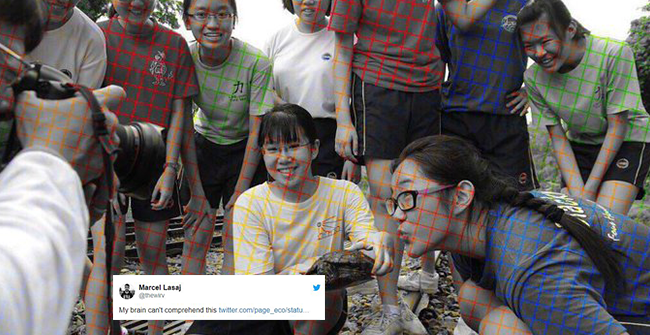 This Viral Picture Confusing People To Guess It's A Black-and-white Or Colour Picture