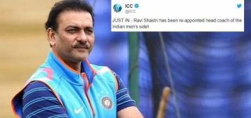Indian cricket fans divided into sections with Ravi Shastri appointment as head coach