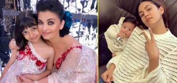 Cute Pictures of Celebrity Mother-Baby Will Make You Awestruck