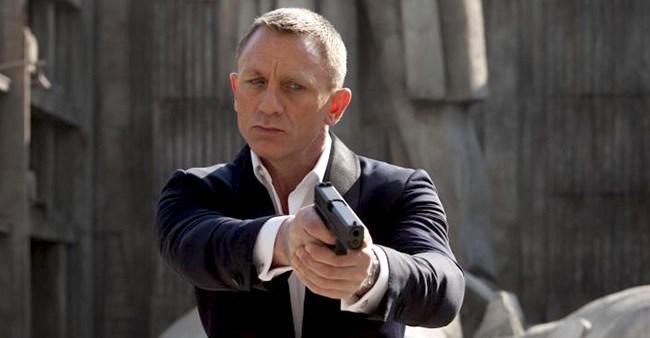 Daniel Craig's last fi...