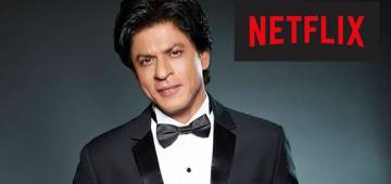 Watch out Bollywood's King Khan in interrogation room for Netflix series