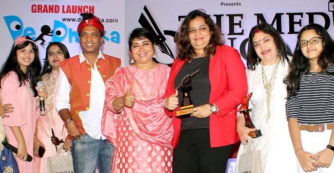 Afternoon Voice Launched Their New Web portal De Dhakka, Desh Chalana Hai