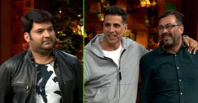 Akshay's childhood friend reveals his big secret on The Kapil Sharma