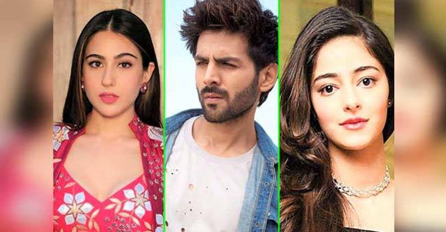 Ananya on Sara's beau Kartik Aaryan: He is indeed funny and always tries making others laughing