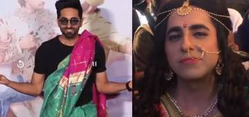 My nose ring makes me look like a bullock cart, says Ayushmann Khurrana