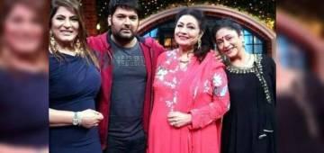 The Kapil Sharma Show: Aruna Irani reveals she loved to flirt with Shashi Kapoor