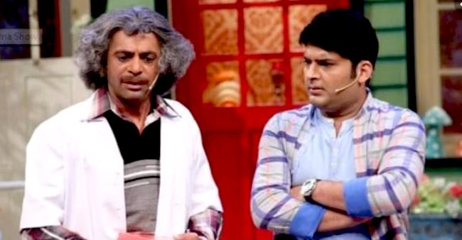 Dr Mashoor Gulati seems to be making a comeback to The Kapil Sharma Show