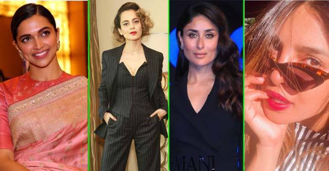 List of Bollywood Film Stars Look Charming Without Makeup