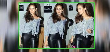 Mira Rajput's Saturday night outfit makes netizens' active once again; calls her a fashion disaster