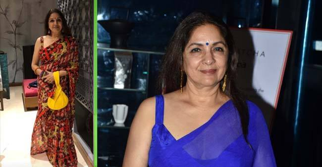 Neena Gupta looks gorgeous in her new saree; take some special fashion tips from her