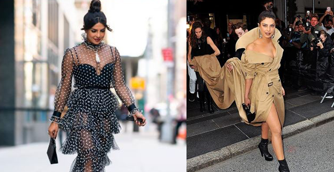 Check out the daring outfits only Priyanka Chopra could have pulled off