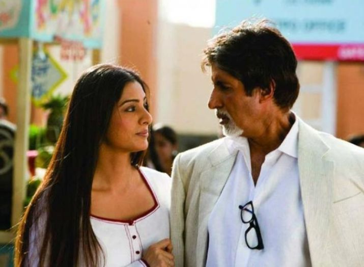 Few Bollywood Films That Showed Old Man Young Woman Relationship
