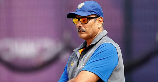 Ravi Shastri To Continue As The Head Coach Of Indian Cricket