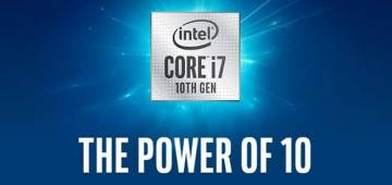 Intel unveils the 10th Generation Comet-Lake Processors, laptops to work faster