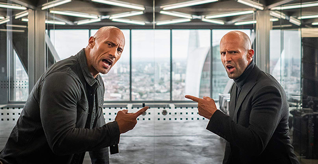 Fast & Furious presents Hobbs & Shaw: Film doesn't skimp on action