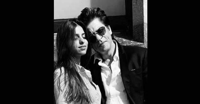 Shah Rukh Khan's daughter Suhana Khan,soon to make her debut in Bollywood