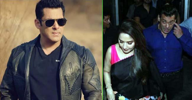 Salman Khan gets irritated after a female fan behaved inappropriately with him; watch video