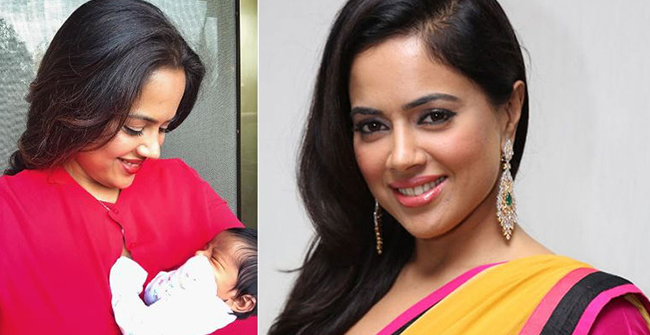 World Breastfeeding Week: Sameera Reddy's special post urges new dads to support new mothers