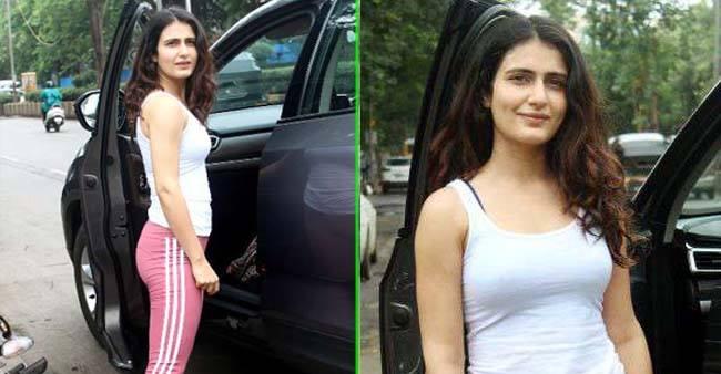 Without makeup Fatima Sana Shaikh looks so flawless
