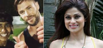Thor star Chris Hemsworth gave birthday greetings to Shamita Shetty
