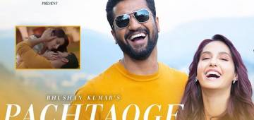 Pachtaoge song teaser showcases Vicky Kaushal and Nora Fatehi in twisted love tale
