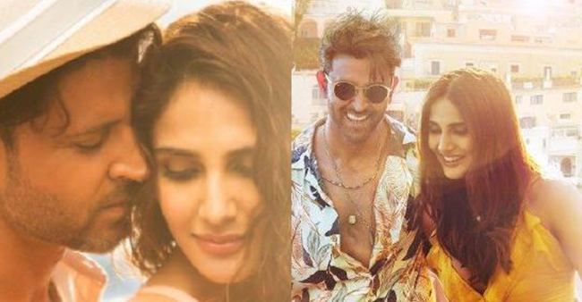 Hrithik Roshan-Vaani Kapoor's Sizzling Chemistry in the Latest 'Ghungroo' Song