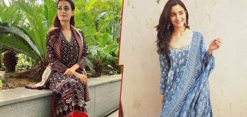 Bollywood celebs inspired Kurtas that every girl should have in their wardrobe