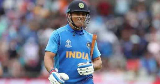 Kohli's tweet sparks speculations about Dhoni's retirement; Sakshi Dhoni called it rumors