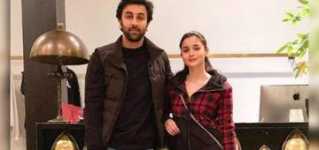 Alia Bhatt making plans to throw a surprise bash for beau Ranbir's dad Rishi Kapoor at her residence