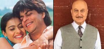 African fans seen singing SRK's DDLJ song; Anupam Kher shares lovely video