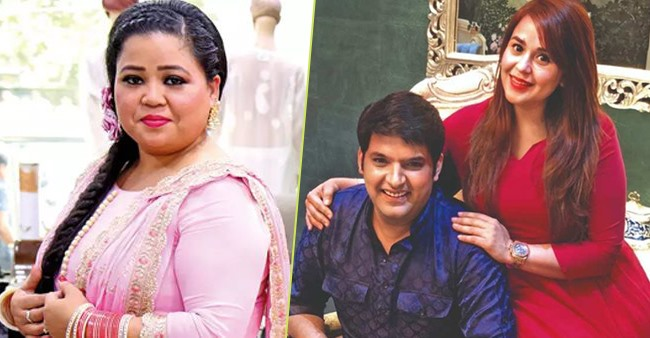 marriage, changed lot has after Sharma Kapil a  Bharti says