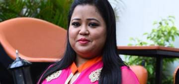 Bharti on in-laws reaction to her jokes: They treat like their daughter. My father-in-law is my best friend
