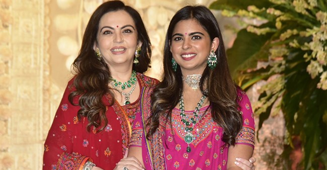 Isha Ambani's make-up artist Vardan Nayak: Isha likes to keep her skin as real and natural as possible
