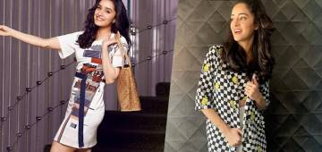 Ditch your regular officer wear and take inspiration from celebs to look stylish